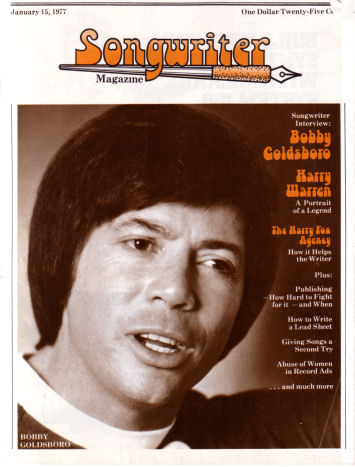 Bobby Goldsboro/ Harry Warren